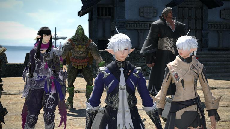 Final Fantasy XIV passe en version 4.2