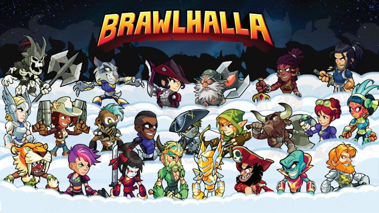 Coup d'œil dans le rétro : Brawlhalla, le brawler pour tous