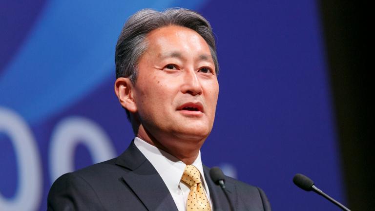 Kaz Hirai quitte la présidence de Sony