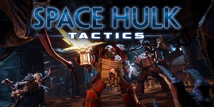 Tactics annoncé pour 2018 — Space Hulk