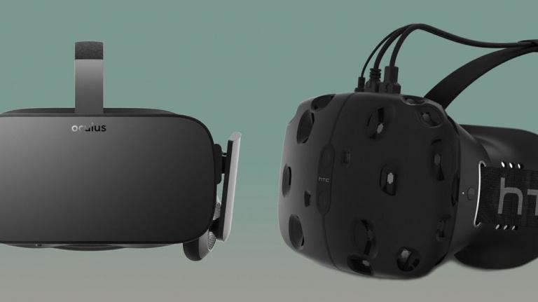 Steam : Le HTC Vive et l'Oculus Rift au coude à coude selon les derniers chiffres