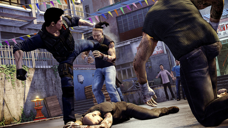 Sleeping Dogs : la production du film avance