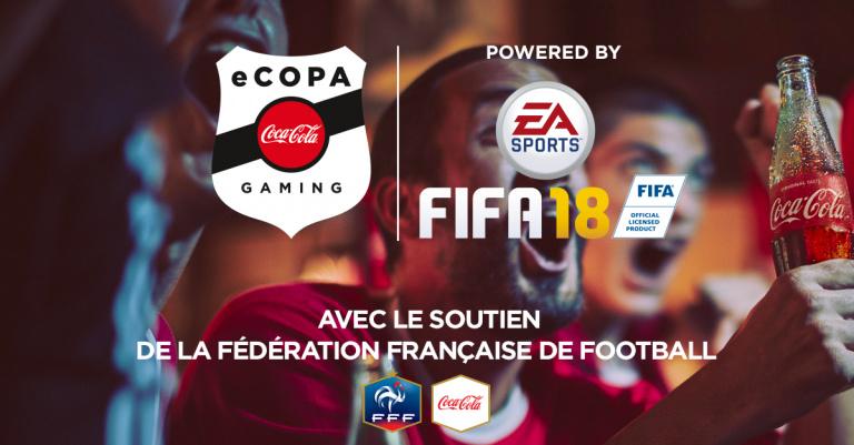 eCOPA Coca-Cola : découvrez les gagnants des Qualifiers #4