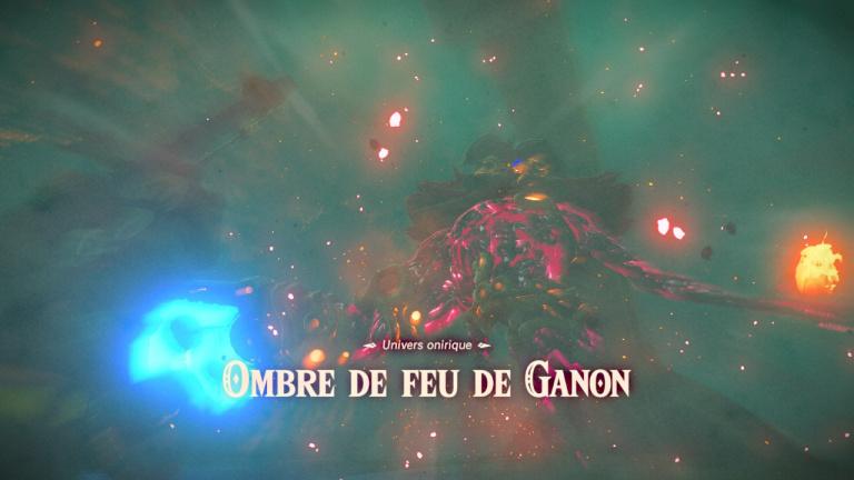 Ombre de feu de Ganon (Univers onirique)