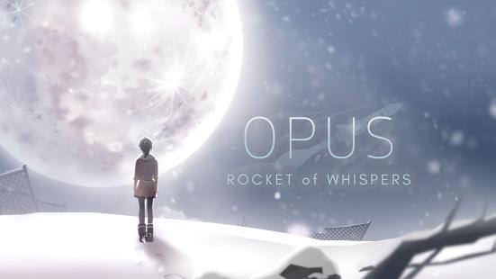 OPUS : Rocket of Whispers débarque cette semaine sur PC