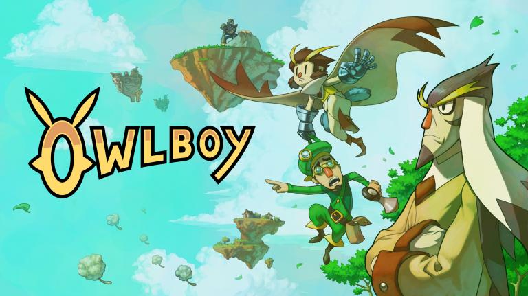 Owlboy : Les versions physiques datées