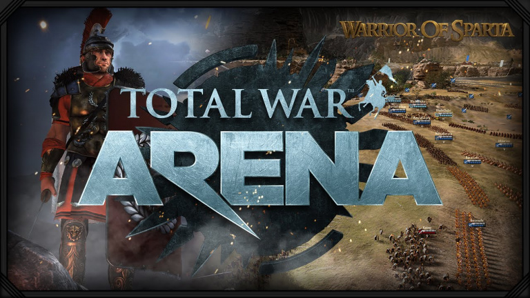 Total War Arena lancera sa bêta ouverte le 22 février
