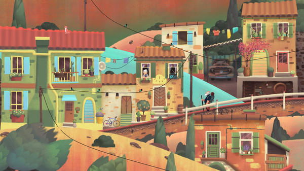 Old Man's Journey fera escale sur Switch le 20 février