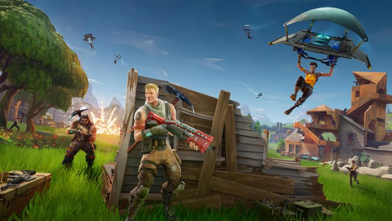 Armes Explosives Astuces Et Guides Fortnite Jeuxvideo Com