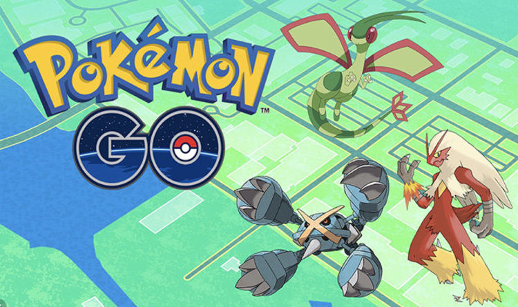 Rayquaza et la 3G — Pokémon GO