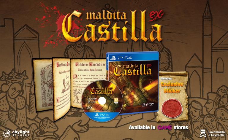 Maldita Castilla bientôt en édition physique en Espagne et par Internet