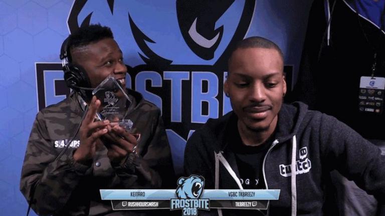 Un commentateur fait tomber le premier trophée Super Smash Bros d'un joueur