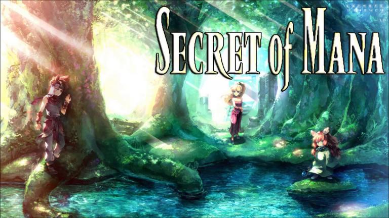 Secret of Mana : Les trophées du remake HD dévoilés