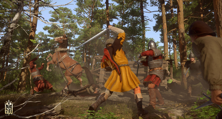 Déjà un demi-million d'exemplaires vendus — Kingdom Come Deliverance