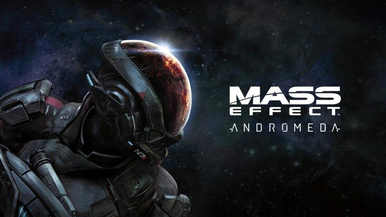 Mass Effect Andromeda : L'artbook officiel disponible chez Mana Books