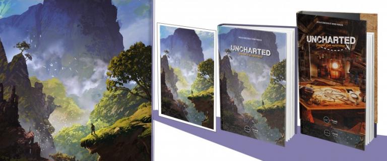 """Third Editions publie le livre """"Uncharted : Journal d'un Explorateur"""""""