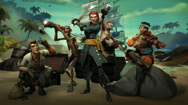 Sea of Thieves : les équipages resteront de 4 joueurs au maximum