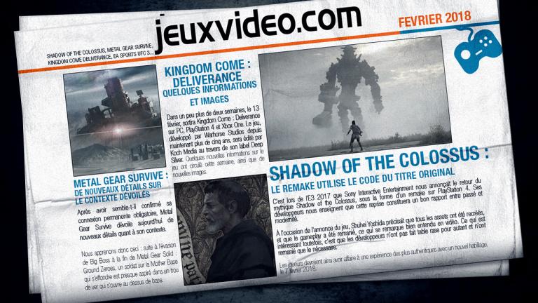 Les infos qu'il ne fallait pas manquer hier : PlayStation Now, Square Enix...