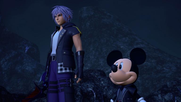 Kingdom Hearts : Trois nouvelles figurines présentées par Square Enix