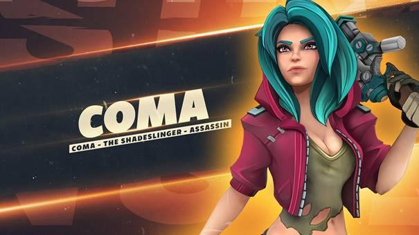 Insidia accueille un nouveau personnage : Coma