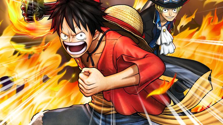 Une mise à jour pour le mode coop' de One Piece : Pirate Warriors 3 sur Switch