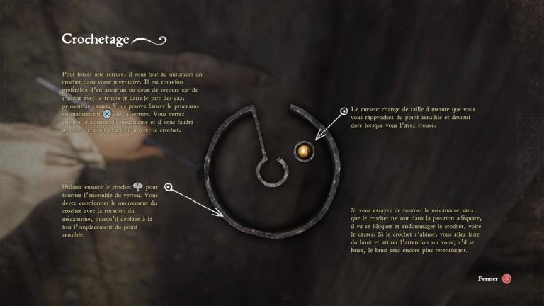 Kingdom Come Deliverance, guide crochetage : comment ouvrir coffres et portes verrouillées