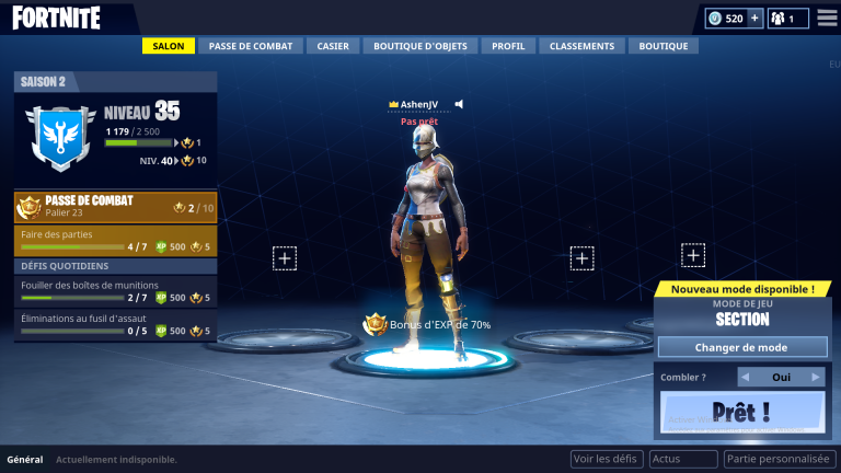 how to dance in fortnite lobby
