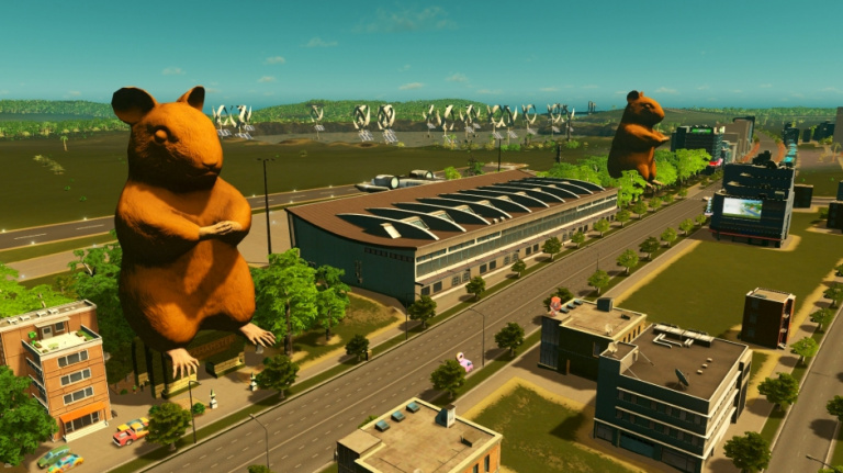 Cities Skylines : Les mods sont disponibles sur la version Xbox One