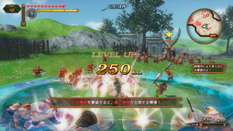 De nouvelles images pour Hyrule Warriors : Definitive Edition
