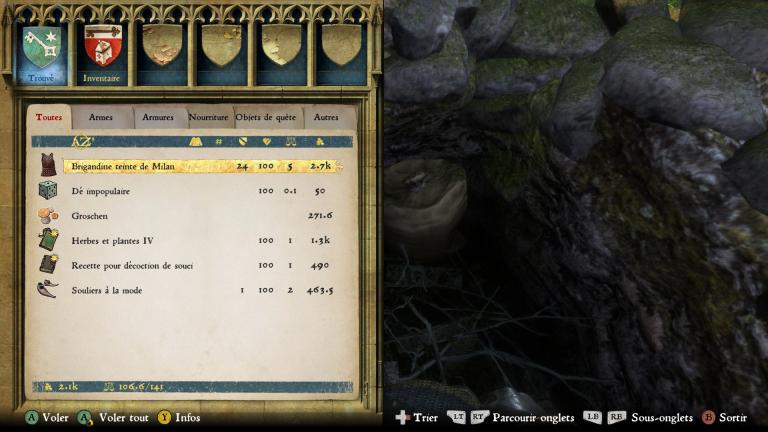 Cartes au trésor 1 à 5