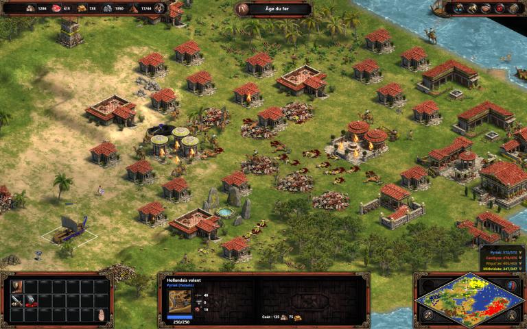 Age of Empires Definitive Edition : les cheat codes aussi de retour, la liste complète