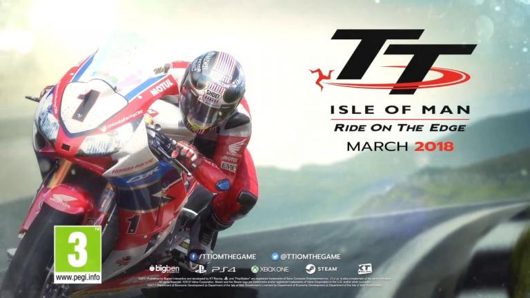 TT Isle of Man reporté à mars 2018