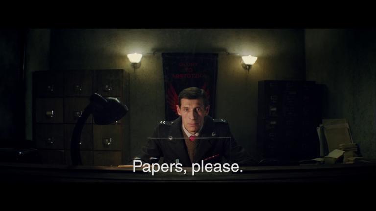 Papers, Please : Le court métrage sera en ligne le 24 février sur YouTube