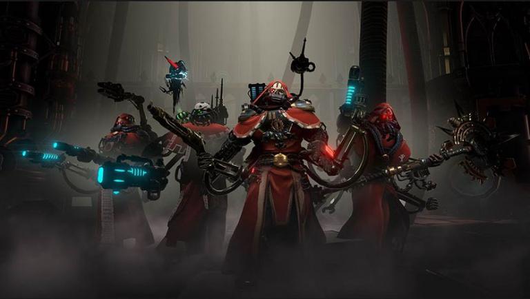 Warhammer 40,000 : Mechanicus - Un nouveau tactical pour la licence
