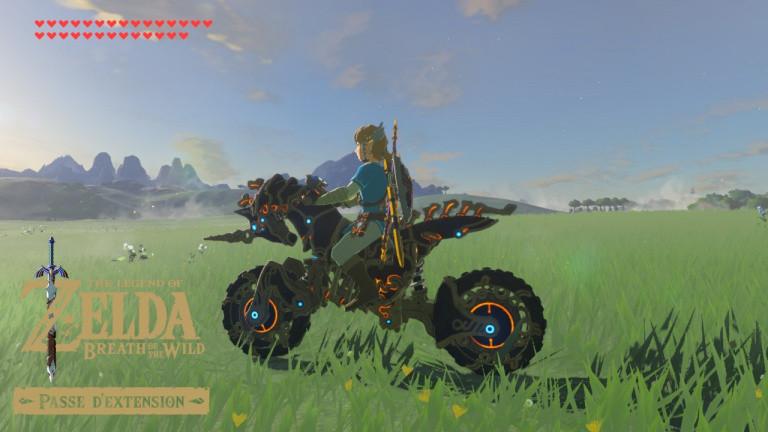 Guide Zelda : Breath of the Wild, Ode aux Prodiges : la
