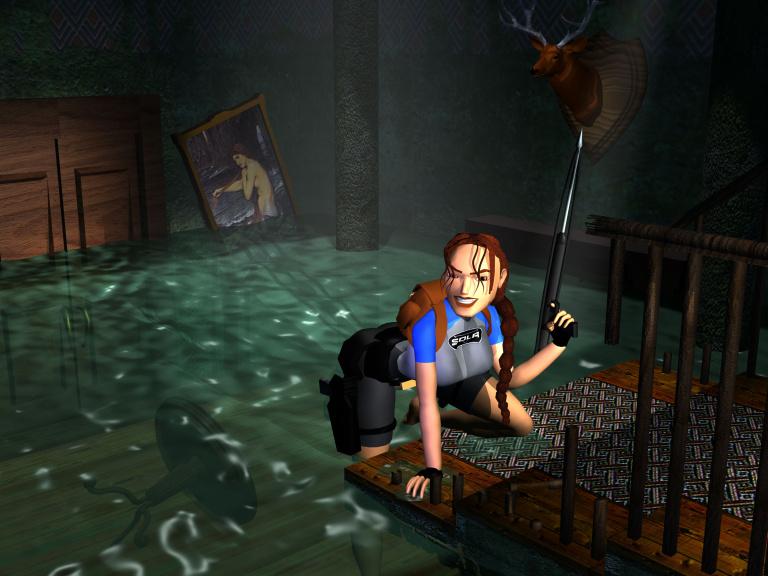 Interview de Gavin Rummery, réalisateur du Tomb Raider 2 original