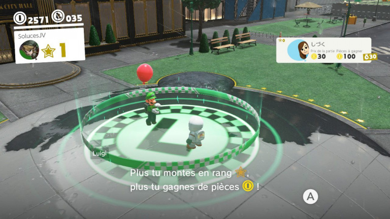 La chasse aux ballons : le nouveau jeu en ligne de Luigi