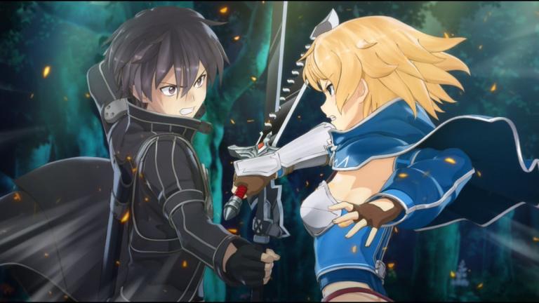 Sword Art Online : Hollow Fragment sur PC en mars