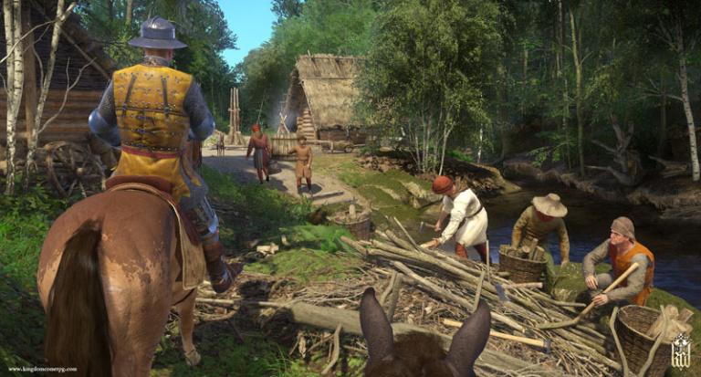Kingdom Come : Deliverance passe en version 1.2