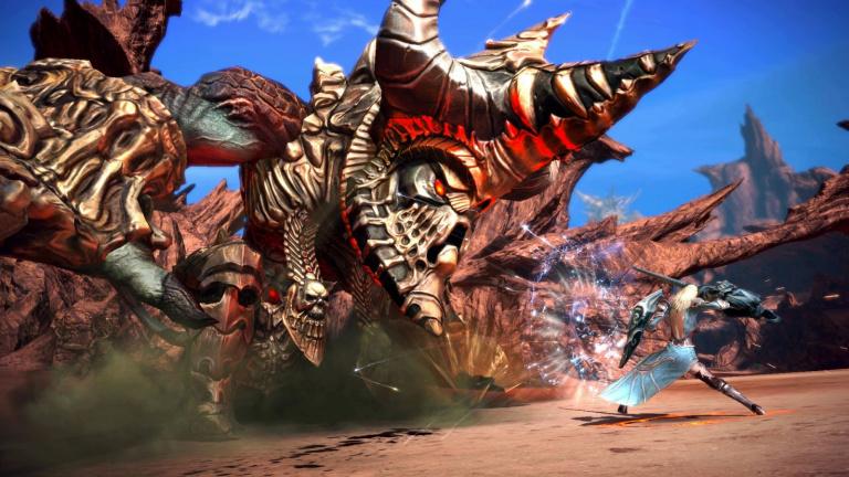 TERA : place à la beta ouverte sur PS4 et Xbox One