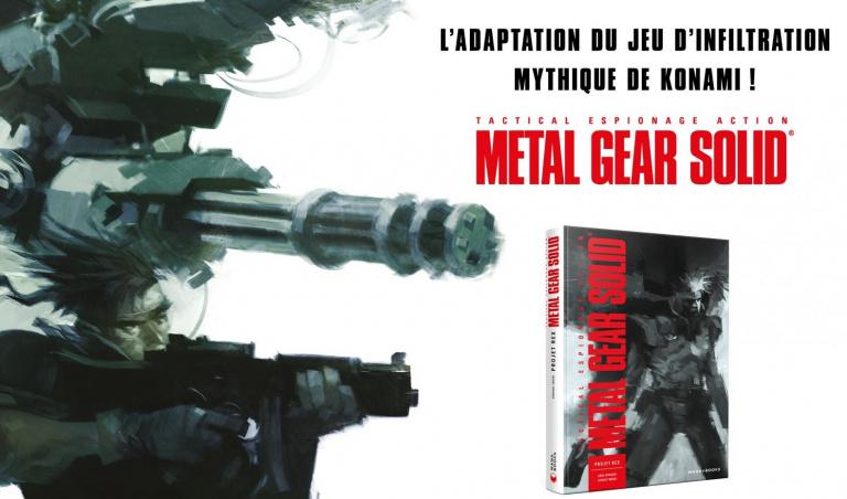 Un développeur a laissé des messages cachés — Metal Gear Survive