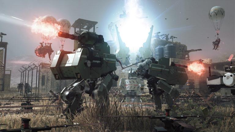 Metal Gear Survive : Un message caché des devs pour Kojima ?