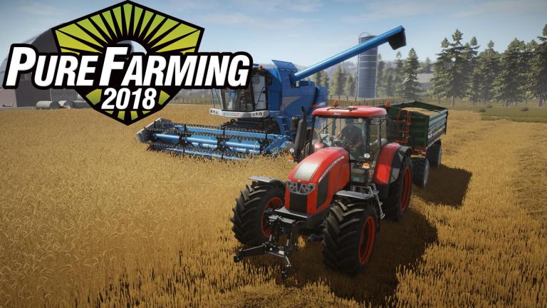 Pure Farming 2018 : les trophées et succès du simulateur agricole dévoilés