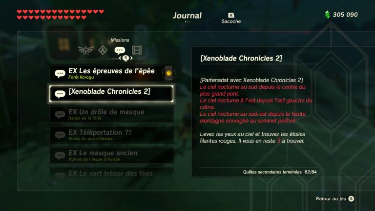 Obtenir la tenue de récupérateur (partenariat avec Xenoblade Chronicles 2)