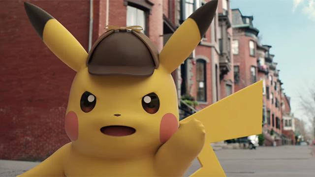 Détective Pikachu : Quelques informations supplémentaires