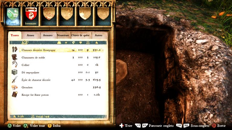 Cartes au trésor 11 à 15