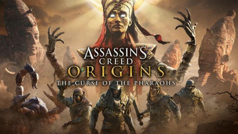 Assassin's Creed Origins, Curse of the Pharaohs : les trophées et succès du DLC dévoilés