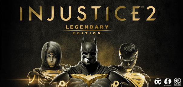 Injustice 2 : Une édition légendaire pour le 29 mars