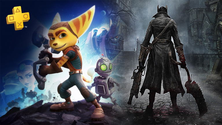 Bloodborne, Ratchet & Clank : un mois de mars alléchant pour le PlayStation Plus