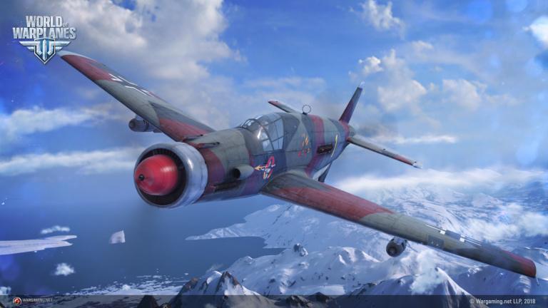 World of Warplanes lance un événement et deux nouveaux modes
